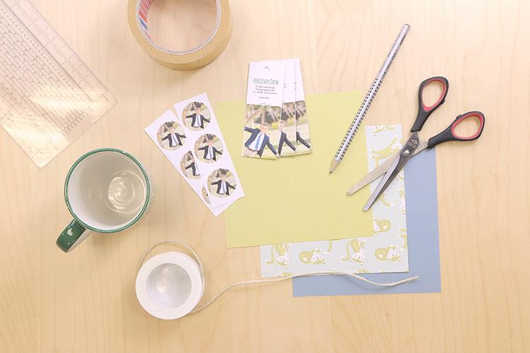 Beskrivning i STEG för STEG: Vik en fin låda av papper