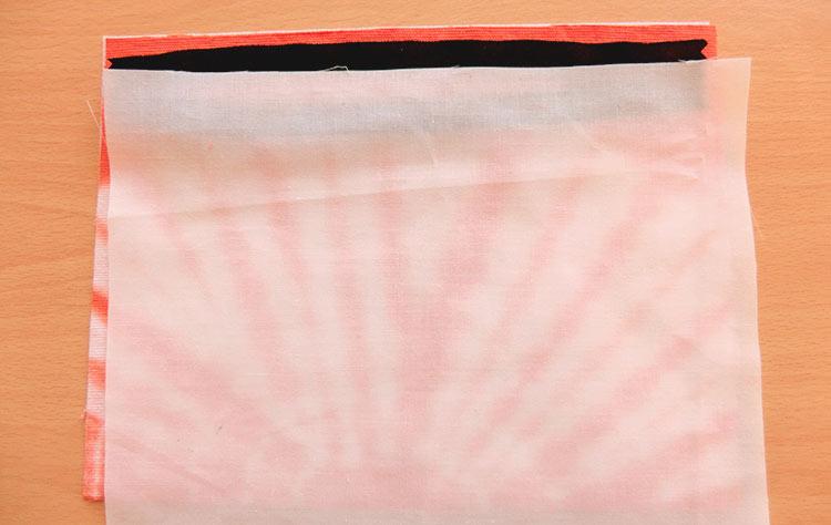 Handleiding - Hoe maak je een make-up tasje met rits?
