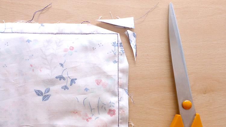 編み針ケースをハンドメイド