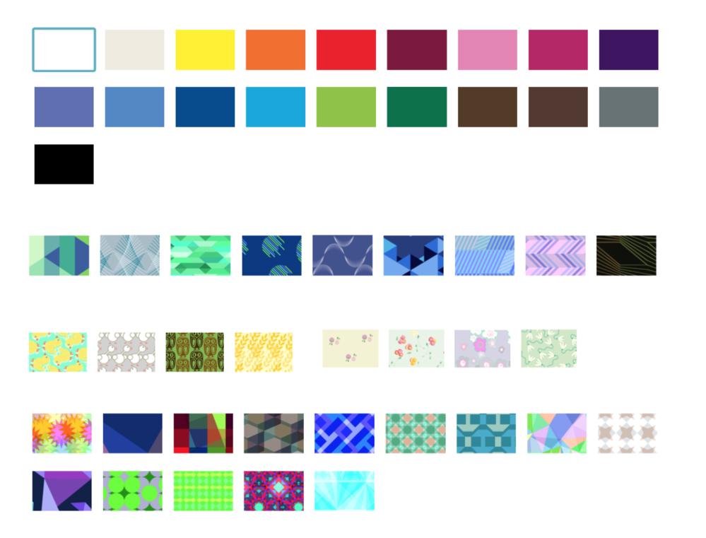 Hangtag Farben